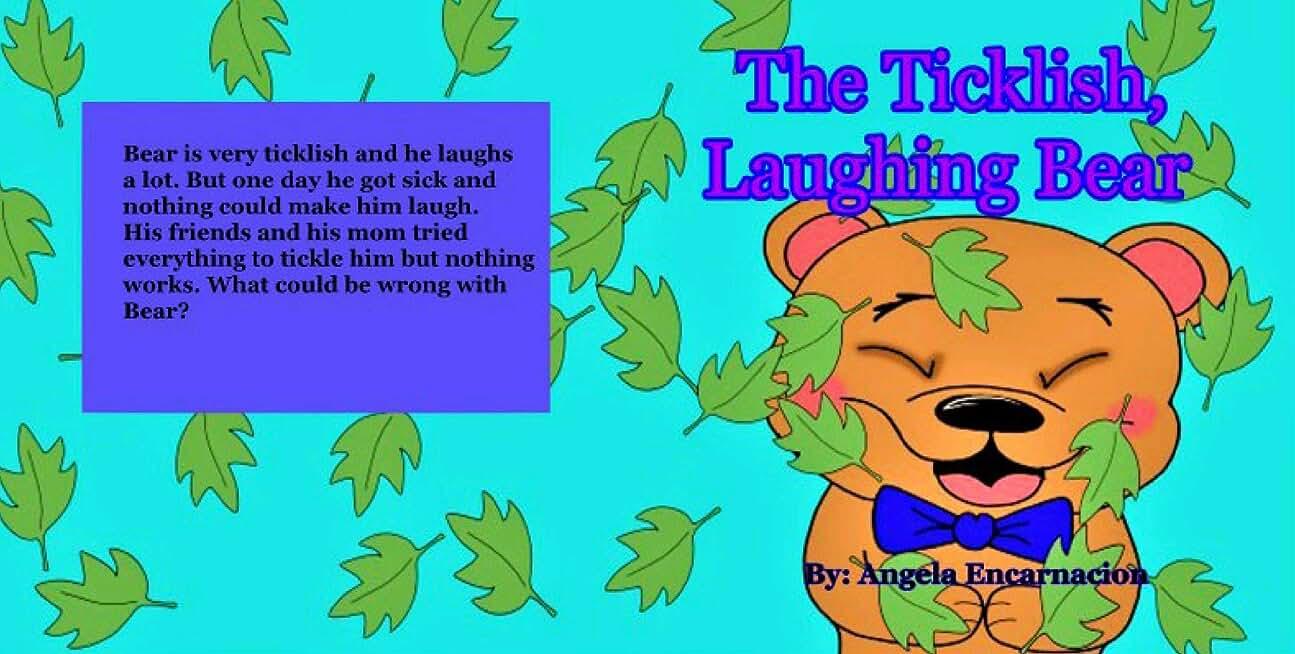 The Ticklish, Laughing Bear (English Edition)