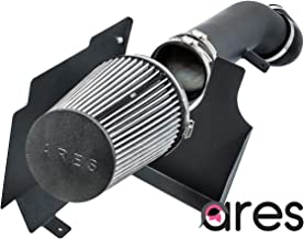 Ares Cold Air Intake Kit with heat shield for Avalanche 1500/Suburban/Tahoe/Silverado/Sierra 1500/2500/HD V8
