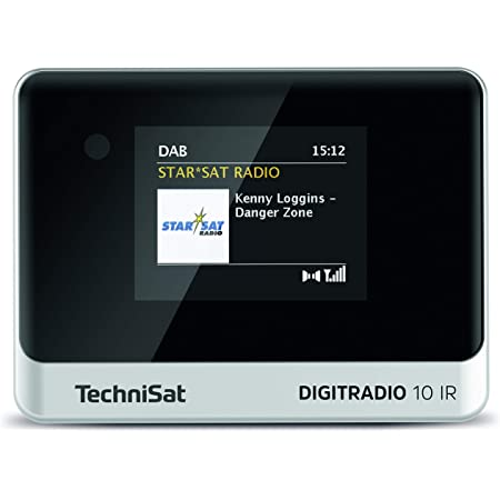 Technisat Digitradio 10 Ir Dab Und Internetradio Elektronik