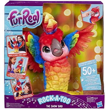 Frr Rock A Too The Show Bird