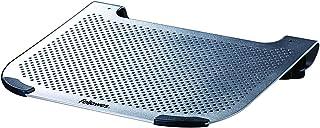 Fellowes Ventilador Removible - Soporte para portátil de Aluminio con Ventilador removible de hasta 15