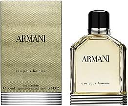 Giorgio Armani Eau Pour Homme for Men -50ml, Eau de Toilette,