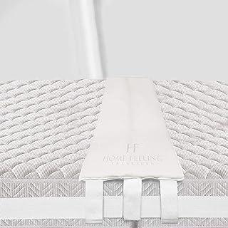 HF Home Feeling Mostek miłości premium 30 cm x 200 cm – idealny dla rodzin i par – klin na materac odporny na bombki dzięk...