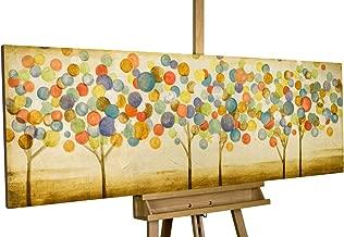 Tele Originali manufatte XXL Quadro da Parete Dipinto in Acrilico Arte Moderna in Un Pezzo KunstLoft/® Dipinto Acrilico Endless Love 30x30cm Cuore Beige Argento Beige