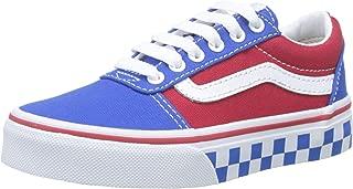 Vans 范斯 男童 Ward 帆布运动鞋