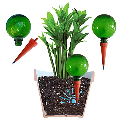 Self Watering System For Plants Amazon Co Uk
