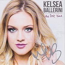 kelsea ballerini signed cd