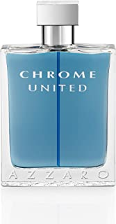 Chrome United by Azzaro for Men Eau de Toilette 100ml