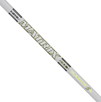 Matrix New Radix-S IV Amateur/Senior Flex Driver Shaft