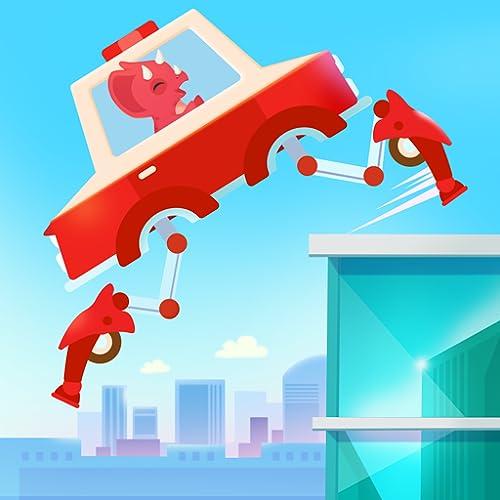 Dinosaur Deformers - Magic Car Games for kids
