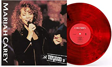 MTV Unplugged EP - Exclusive Limited Edition Red Marble Colored Vinyl LP