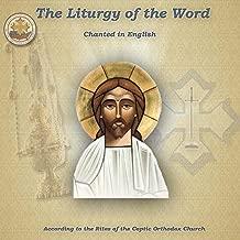 Liturgy of the Word (English)