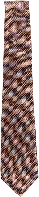 Canali Men's Mini Diamond Silk Necktie