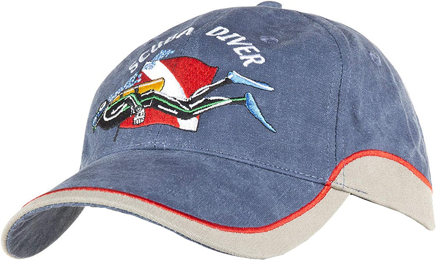 Trident Scuba Selling Hat Colorado Springs Mall Diver