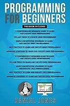 Programming for Beginners: 10 Books in 1- 5 Books of Linux programming+ 5 Books of Excel programming