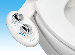 Luxe Bidet Neo 120 – Self Cleaning Nozzle – Fresh Water Non-Electric..