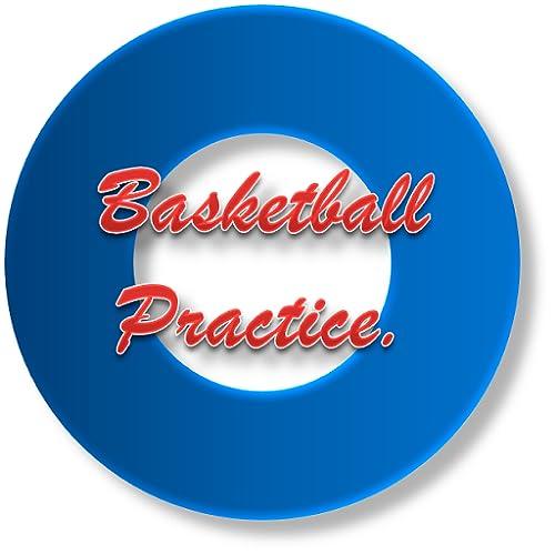 Basketball Practice.