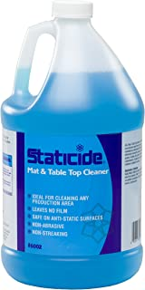 ACL Staticide 6002 Mat and Table Top Cleaner, 1 Gallon Container