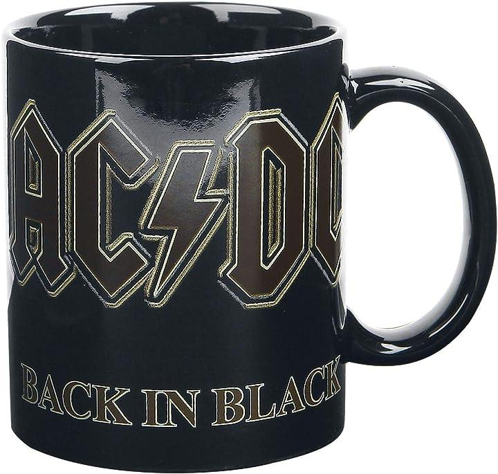 Tazza ac dc back in black ACDCMUG02