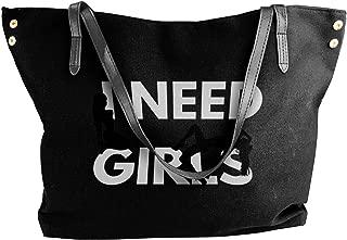 I Need Girls Women Shoulder Bag,shoulder Bag For Women