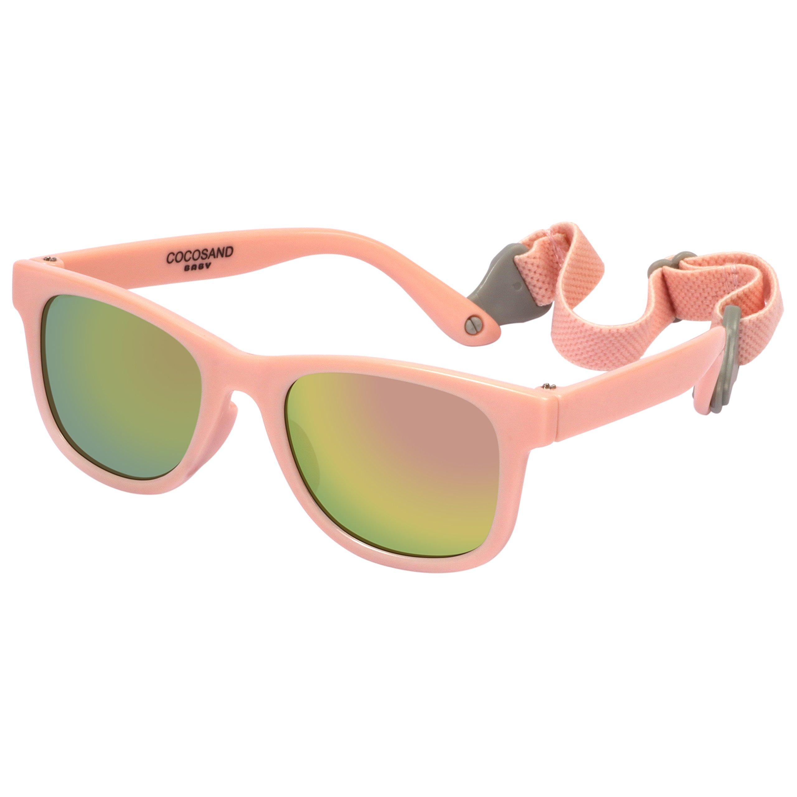 COCOSAND Navigator Toddler Sunglasses 0 24months