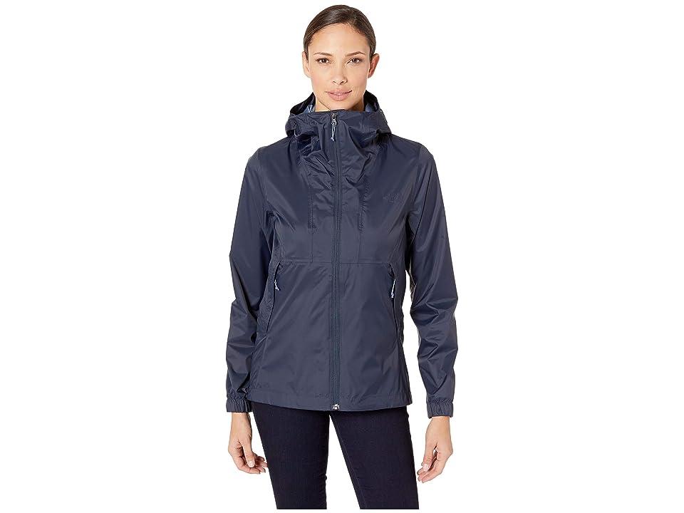 The North Face Phantastic Rain Jacket (Urban Navy) Women