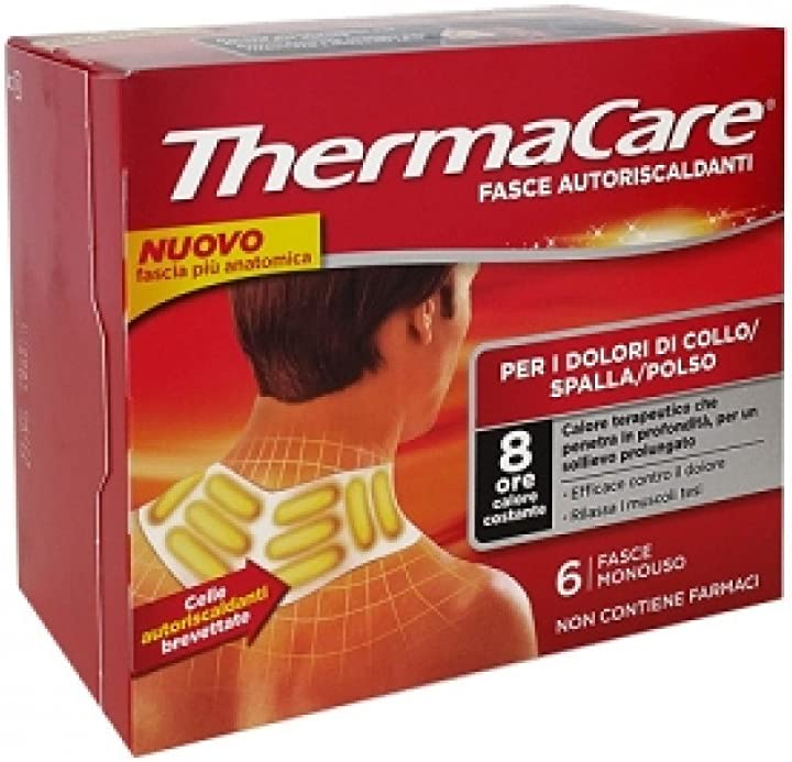 Thermacare col/spa/pols 6fasc THE0100003