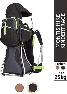 MONTIS Hike - Mochilas portabebés - 25 kg