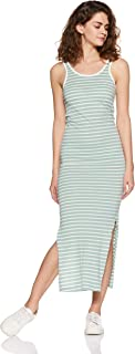 VERO MODA Women's Cotton Body Con Dress