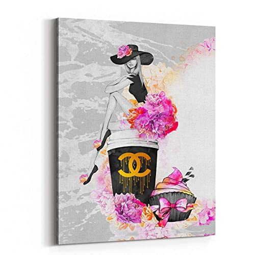 Chanel Canvas Prints: Amazon com