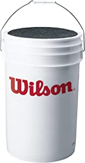 Wilson Ball Bucket with Lid