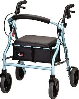nova vibe 8 rolling walker