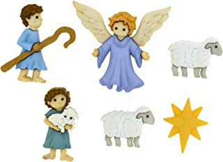 Dress It Up Buttons 8816 The Good Shepherd
