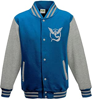 Bullshirt Kid's Team Mystic Varsity Jacket