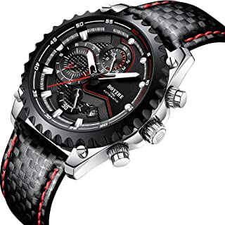 BOYZHE Men Automatic Mechanical Watch Sports Luminous Luxury Brand Business Fashion Casual Waterproof Stainless Steel Watches