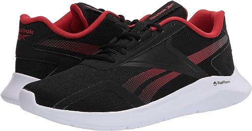 Black/Legacy Red/White