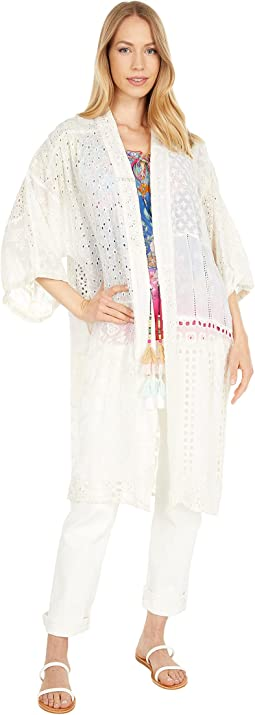 Blysse Patchwork Kimono