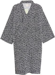 Kimono Robe for Both Men and Women Bathrobe Sleepwear Nightgown Unisex
