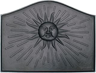 Minuteman International Sun Cast Iron Fireback