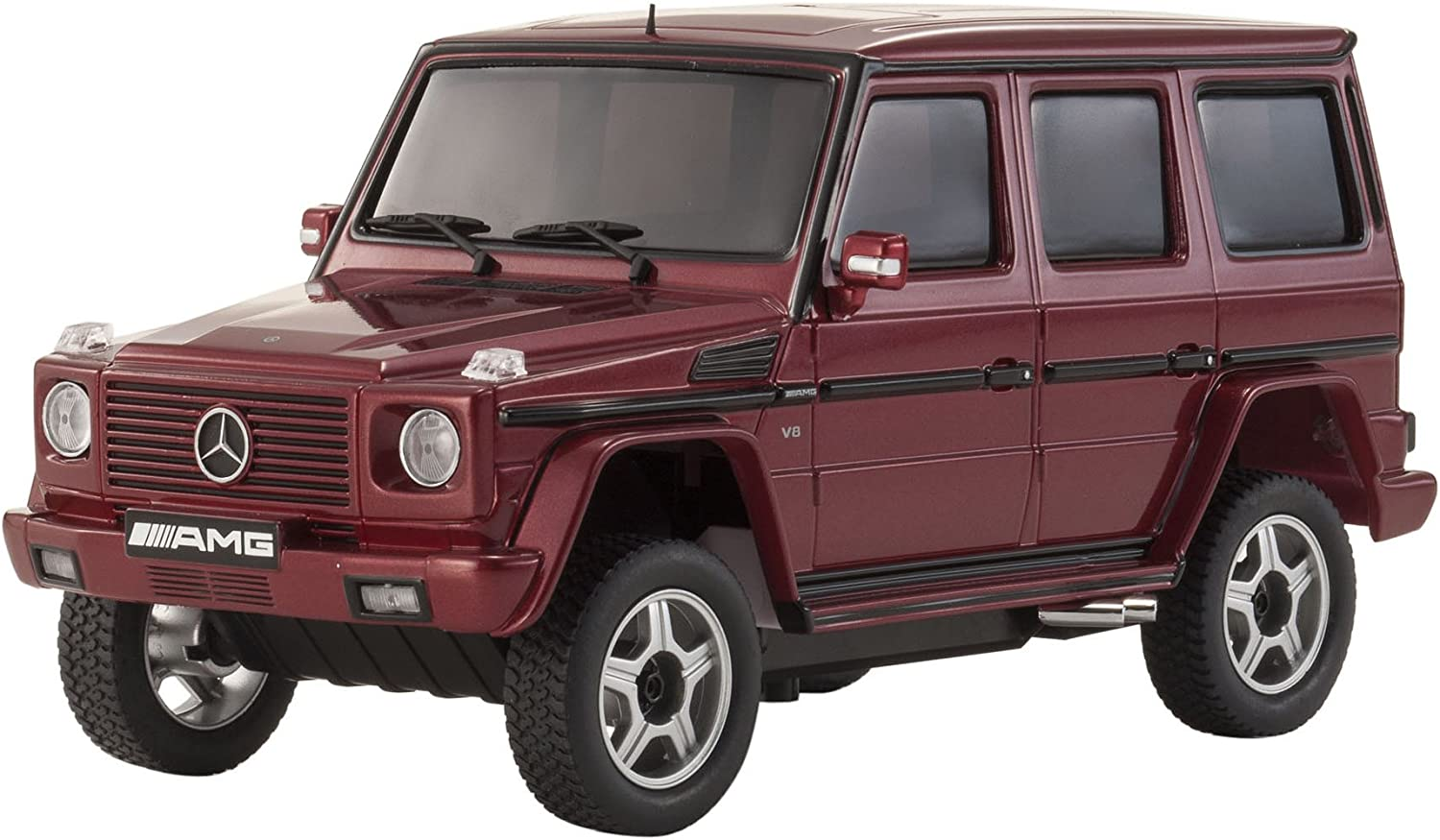 Kyosho Autoscale MiniZ Overland MercedesBenz G55 AMG SUV Replacement Body  Deep Red