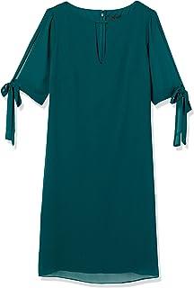 TRUTH & FABLE Vestito A-Line in Chiffon Donna
