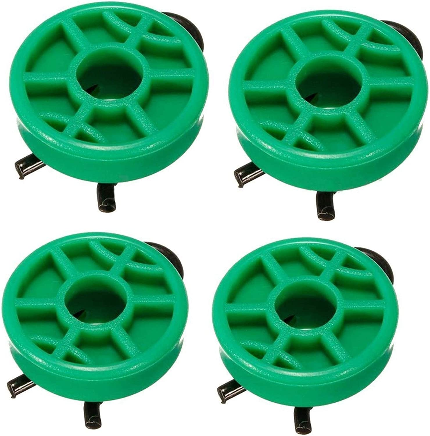 Color : Green 4 x set Front Power Window Regulator Guide Roller For Saab 9-5 9-3 900 For cars