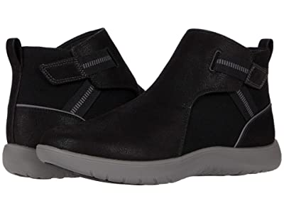 Clarks Adella Cove (Black Textile) Women