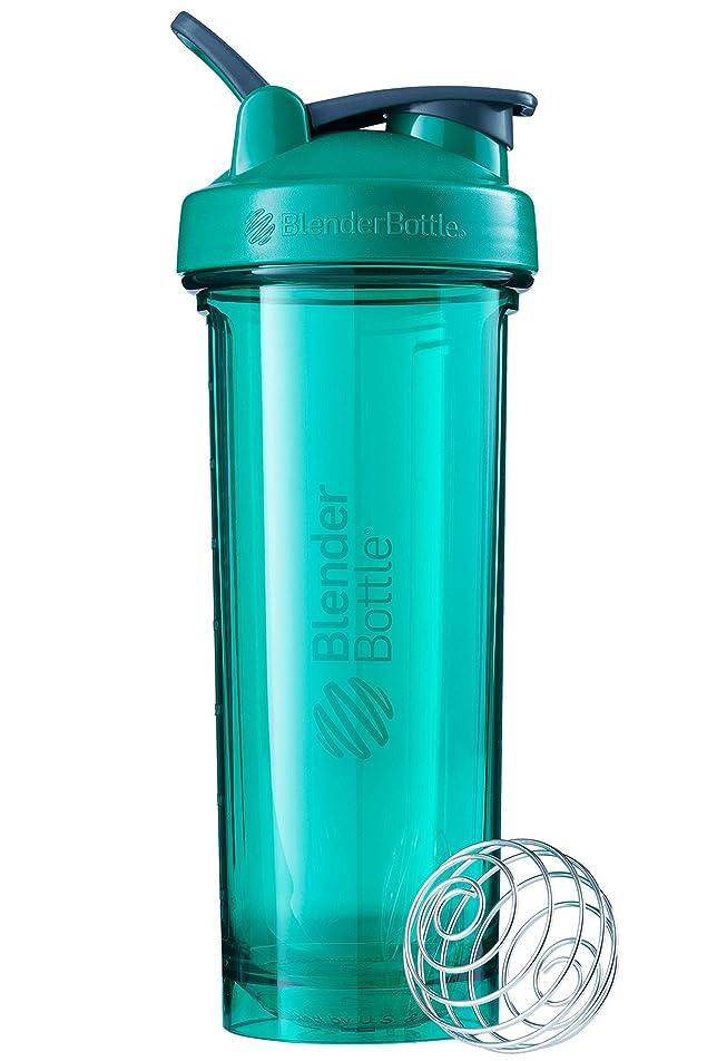 疑い者今後漏れブレンダーボトル 【日本正規品】 ミキサー シェーカー ボトル Pro32 32オンス (940ml) エメラルドグリーン BBPRO32 EGR