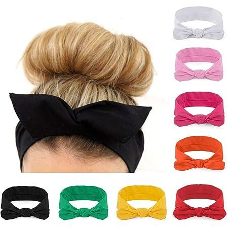 Blue Head Wrap; Colorful Head Wrap; Boho; Baby Headband; Newborn Headband; Toddler Headband; Headwrap; Fabric Headwrap TROPICAL Head Wrap