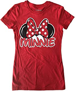 Best red and white minnie mouse shirt Reviews