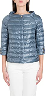 Herno Luxury Fashion Womens PI0613DIC120179002 Light Blue Down Jacket |
