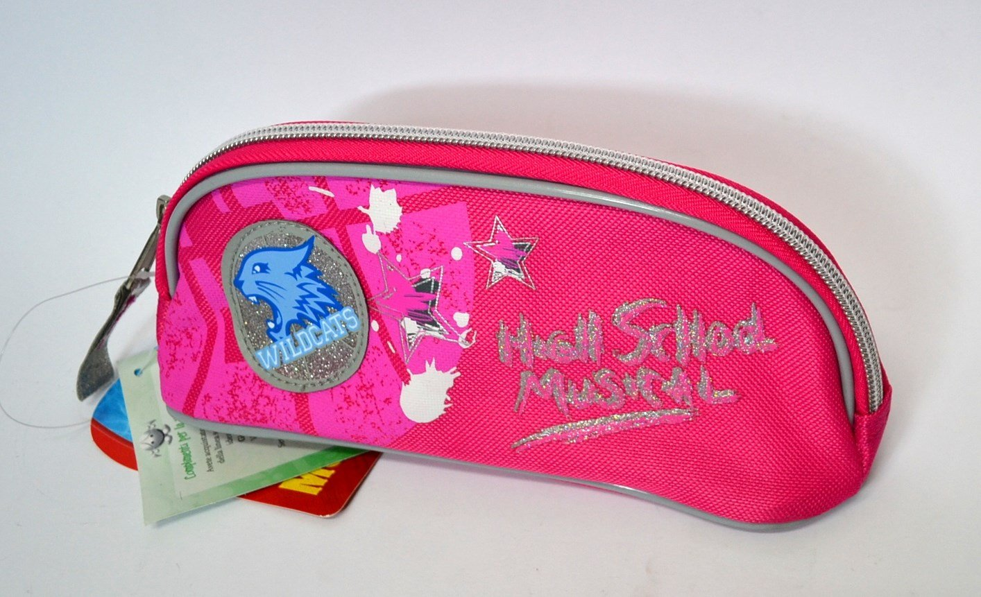 Estuche Disney High School Musical Bolsita Escuela Fantasia Fucsia oferta: Amazon.es: Oficina y papelería