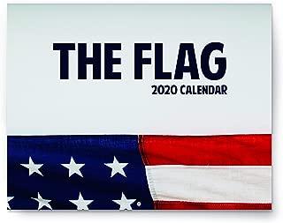 American Flag Calendar - 2020 USA Wall Calendar - 11