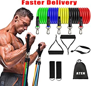 ATEN FedEx: ❺━❼ Days Resistance Bands Set - 5-Piece...